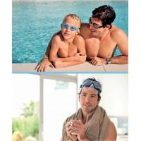 Γυαλιά κολύμβησης και μάσκες καταδύσεων με βαθμούς